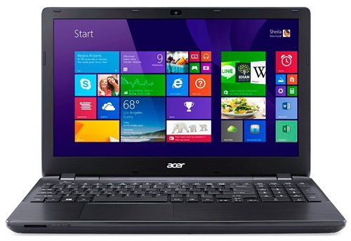 Acer aspire e5-551g – трудолюбивая «серая» мышка
