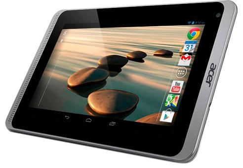 Acer iconia b1-721 – уязвимый планшет