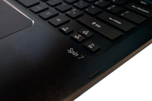 Acer spin 7 – новая жизнь на старый лад