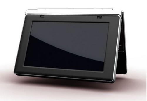 Always innovating выпускает гибрит планшетного пк и нетбука