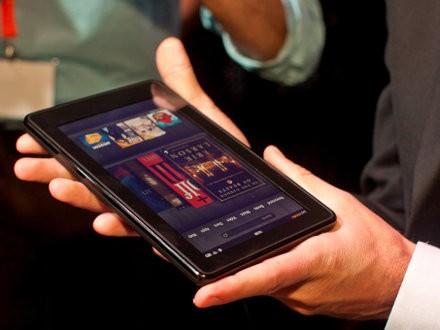 Amazon kindle fire может совершить революцию на рынке планшетов