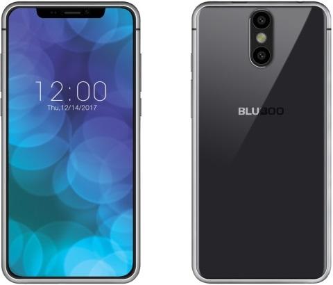 Анонс bluboo x: как iphone, только дешёвый и с большой батареей