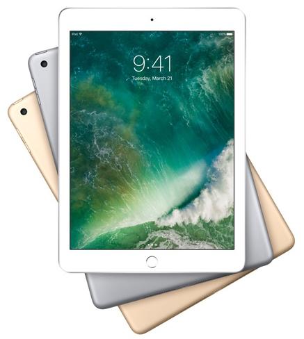 Apple ipad 2017 – триумфальное перевоплощение