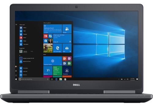 Dell precision 7720 – воплощение талантов