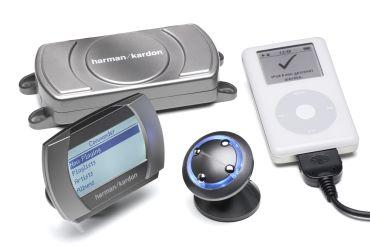 Harman kardon представила автомобильную систему управления для ipod