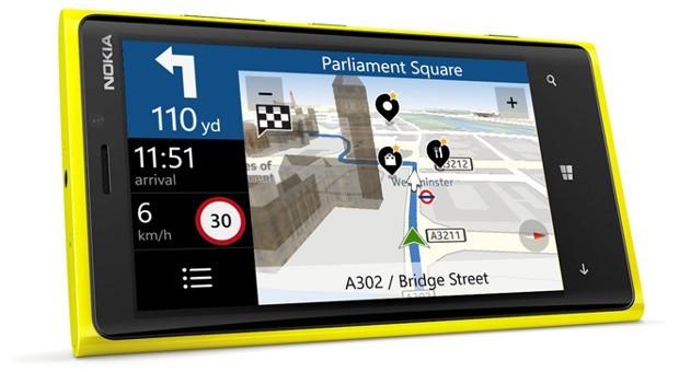 Here предоставит приложения here drive(+) для всех смартфонов на базе ос wp 8