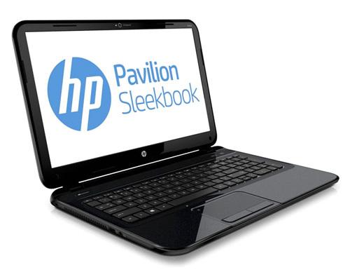 Hp pavilion sleekbook 15 — красивое удовольствие для простых задач