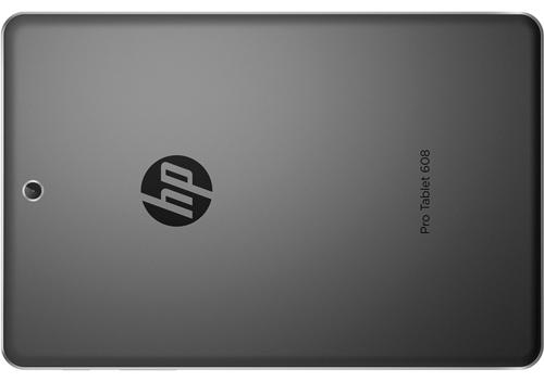 Hp pro tablet 608: деловой подход