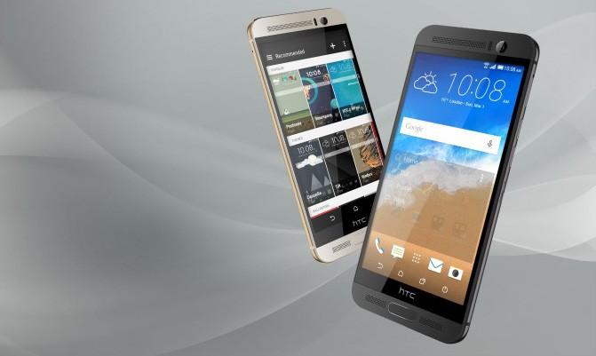 Htc выпустила ещё одну версию смартфона one m9+, теперь – с улучшенной камерой