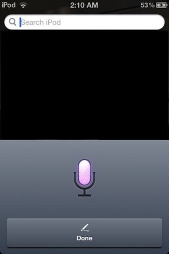 Как получить siri на ipod touch
