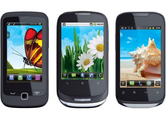 «Киевстар» начинает продажу доступных телефонов под собственной маркой — без контракта и обязательств