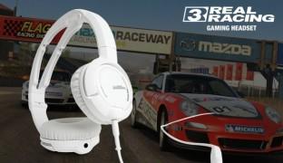 Компания steelseries представили сегодня игровую гарнитуру real racing 3