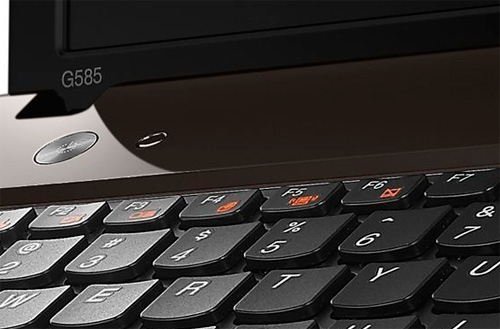 Lenovo ideapad g585g – простота и доступность