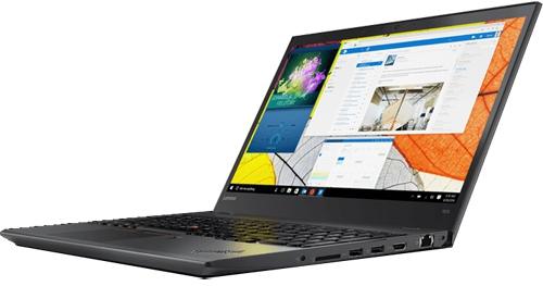 Lenovo thinkpad t570: корпоративный имидж