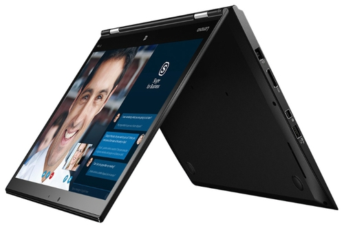 Lenovo thinkpad x1 yoga – привет из будущего