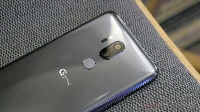 Lg представила новый флагманский телефон – g7 thinq