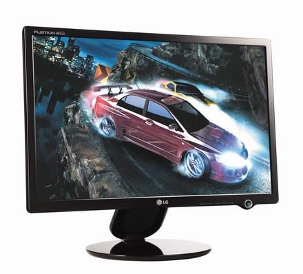 Lg представляет 2 монитора с динамическим контрастом 10000:1