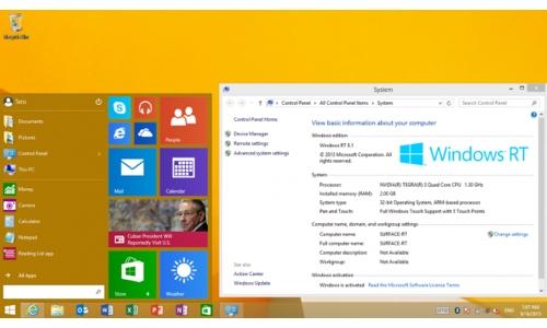 Microsoft проговорилась о возрождении windows rt