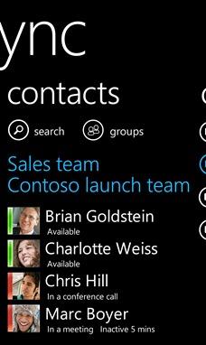 Microsoft рассказала о корпоративных функциях windows phone mango