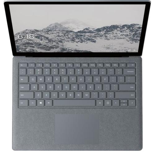 Microsoft surface laptop – что скрывает икона стиля