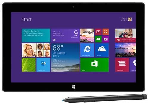 Microsoft surface pro 2: мощность ноутбука в образе планшета