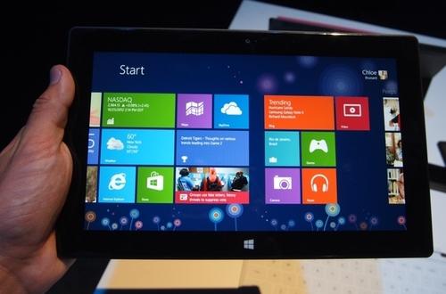 Microsoft surface rt – планшет с тенью нетбука
