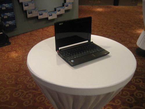 Мини-обзор нетбука acer aspire one ic3300
