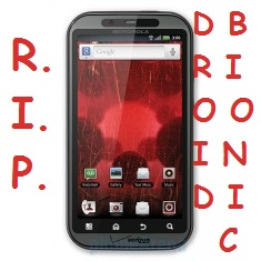 Motorola отменила выход 4g lte смартфона droid bionic etna. в 3 квартале его заменит targa