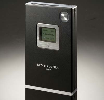 Nextodi представила портативное устройство для хранения фотографий
