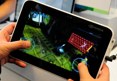 Nvidia раскритиковала альтернативные планшеты и пообещала сделать «настоящие»