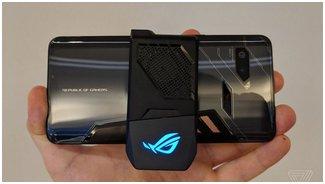Обзор asus rog phone – топовый смартфон для игр