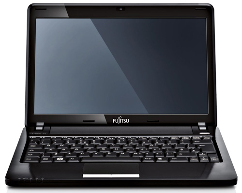 Обзор бизнес ноутбука fujitsu lifebook ph530