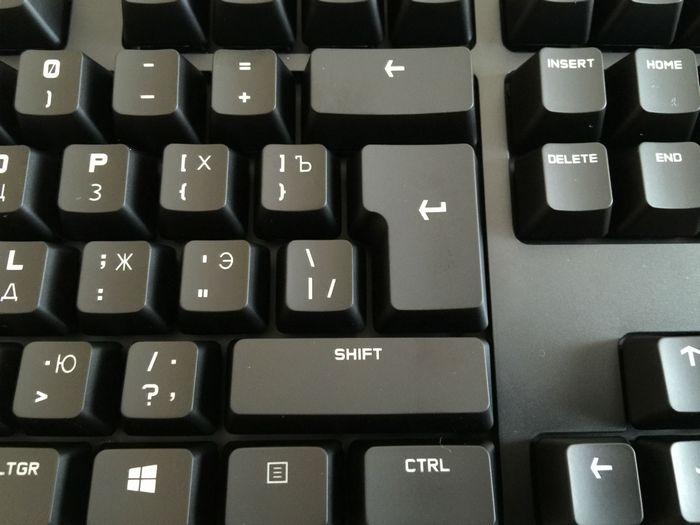 Обзор игровой клавиатуры logitech g610 orion brown