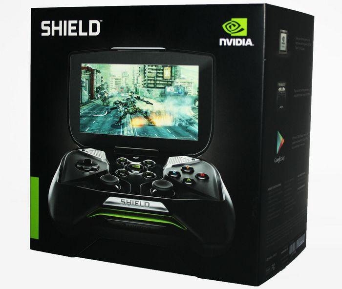 Обзор игровой консоли nvidia shield