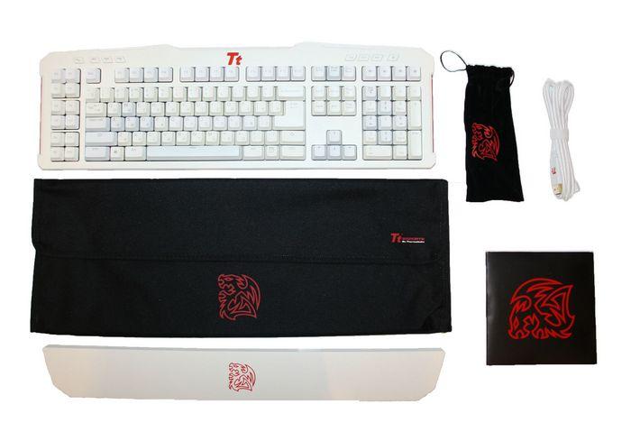 Обзор клавиатуры tt esports meka g-unit
