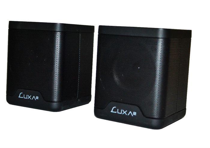 Обзор колонок luxa2 groovy duo
