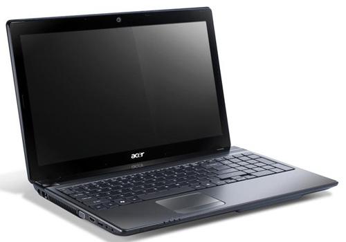 Обзор мультимедийного ноутбука acer aspire 5750g