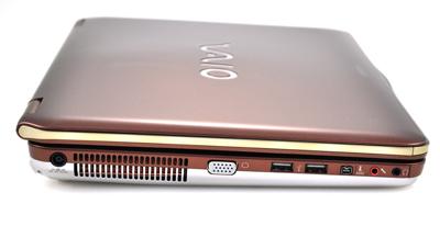 Обзор мультимедийного ноутбука sony vaio cs