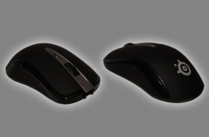 Обзор мышки steelseries sensei wireles