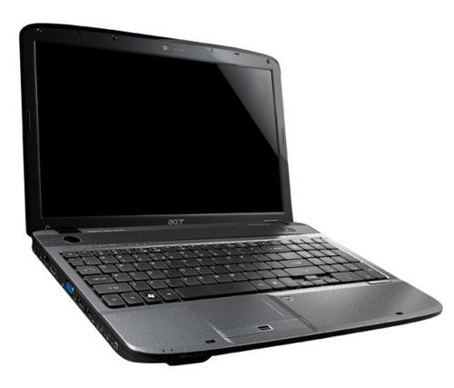 Обзор ноутбука acer aspire 5739g