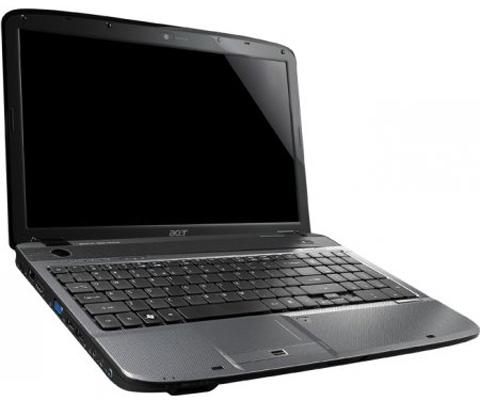 Обзор ноутбука acer aspire 5740dg