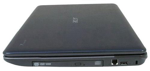 Обзор ноутбука acer aspire 7540g