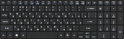 Обзор ноутбука acer aspire 7560g