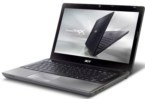 Обзор ноутбука acer aspire timelinex 4820t