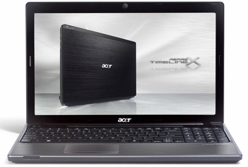 Обзор ноутбука acer aspire timelinex 5820tzg