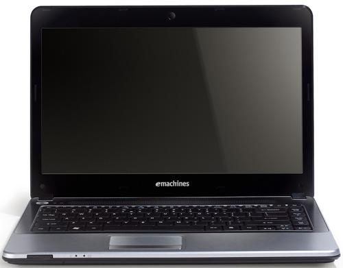 Обзор ноутбука acer emachines d440