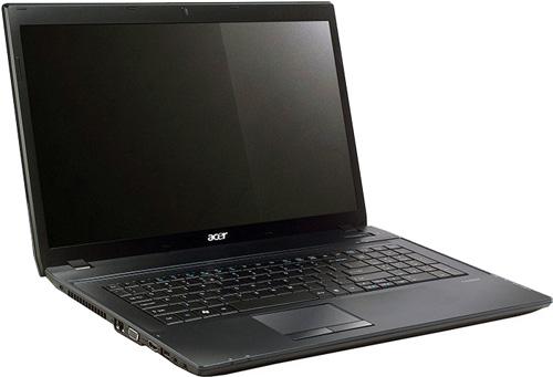 Обзор ноутбука acer travelmate 7740
