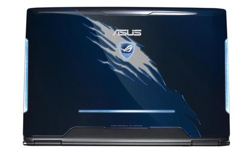 Обзор ноутбука asus g51j 3d