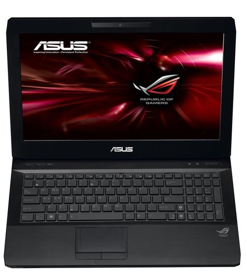 Обзор ноутбука asus g53sw