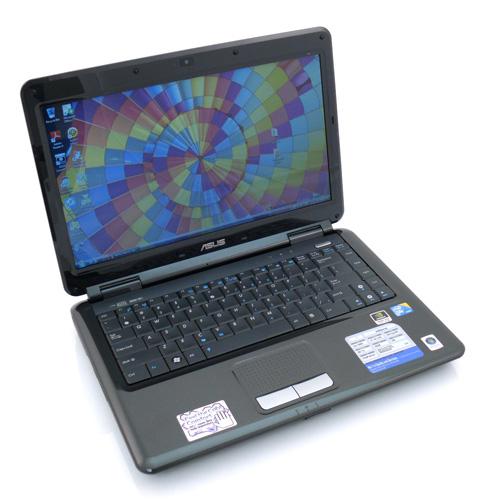 Обзор ноутбука asus k40ab